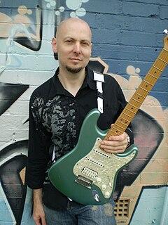 Chris Brooks (guitarist) Australian musician