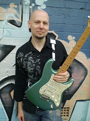 Chris Brooks (guitarist) - Image: Chris Brooks
