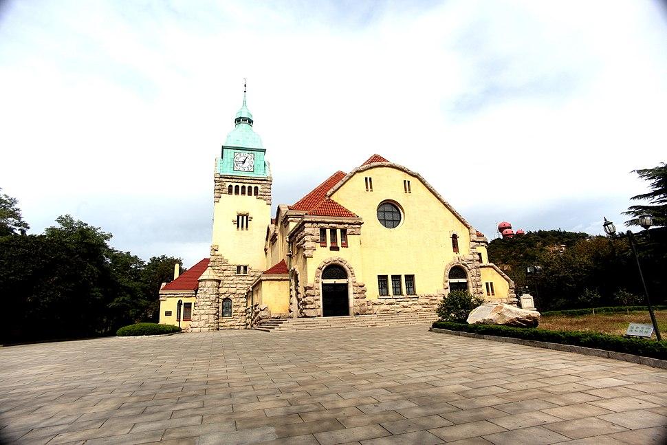 Christian church in Qingdao