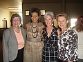 Christine Gregoire, Janet Napolitano, Ruth Ann Minner, Kathleen Sebelius and Michelle Obama DNC 10 (2841601831).jpg
