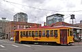 Christmas-decorated Little Rock streetcar.jpg