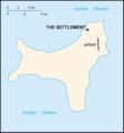 Christmas Island (Australia) map.png