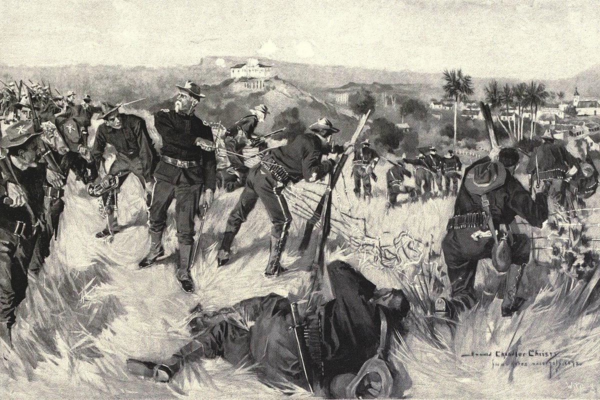 spanish american war and philippine revolution battle
