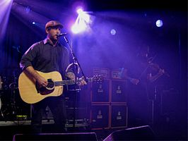 Chuck Ragan live in Nottingham