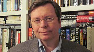 Charles Lewis (journalist) - Image: Chuck photo
