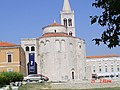 Church Sv. Donat( Zadar) - panoramio.jpg