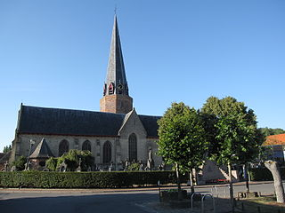 Watou section of Poperinge, Belgium