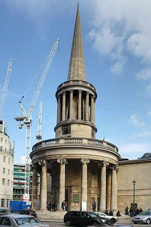 All Souls Church, Langham Place - All Souls Church