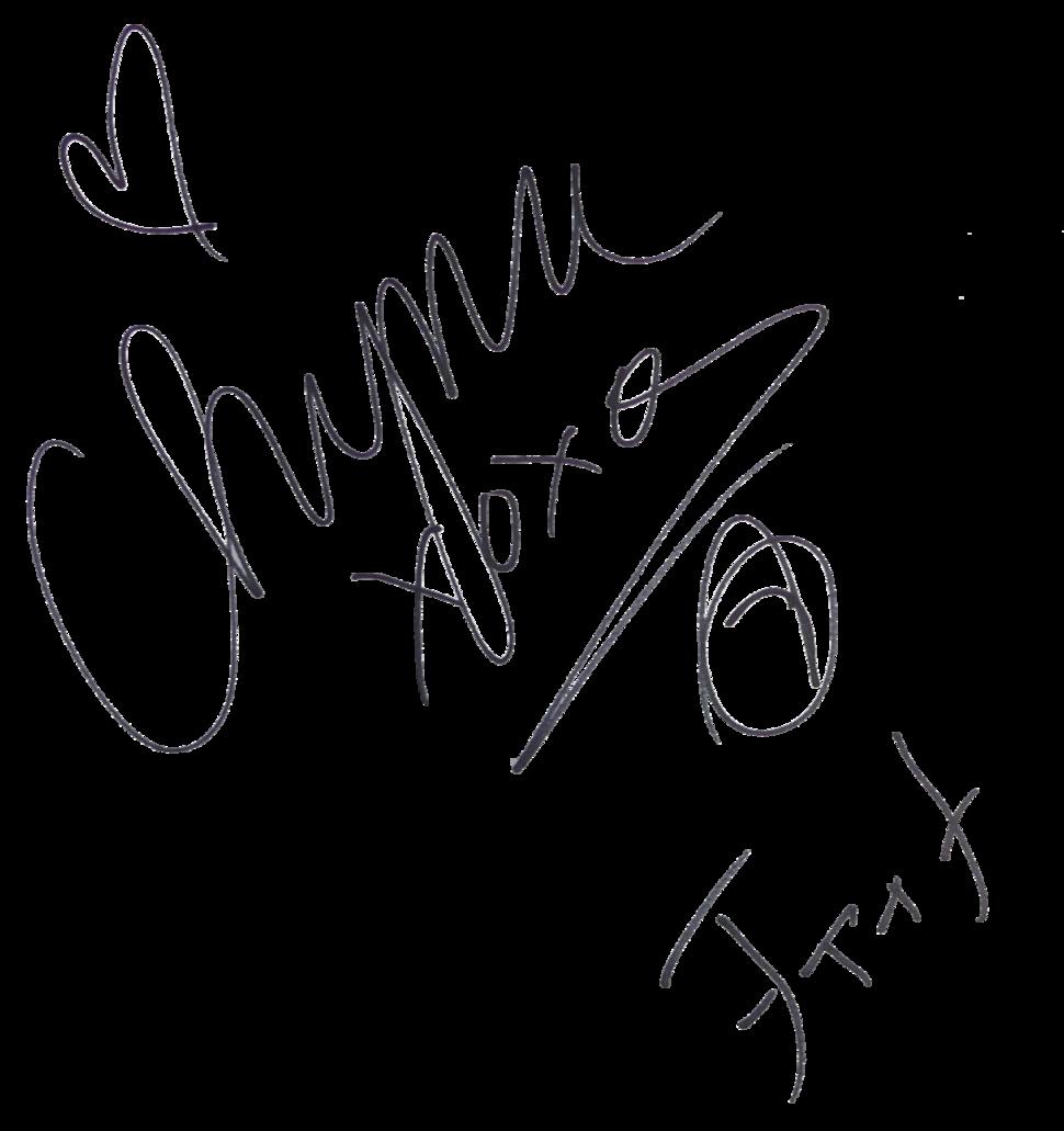 Chyna Signature