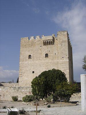 Kolossi Castle - Kolossi Castle