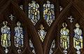 Cirencester, St John the Baptist church, window detail (43477285430).jpg