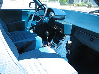 Citroën CX - Series 1 dashboard