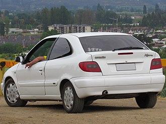 Citroën Xsara - Citroën Xsara Coupé