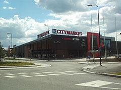 K-Citymarket Lieksa