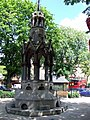 Civic drinking fountain, South End Green - geograph.org.uk - 433152.jpg