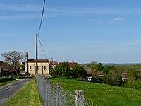 Cladech village.JPG