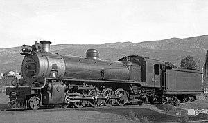 South African Class 14C 4-8-2, 3rd batch - Image: Class 14C no. 2001