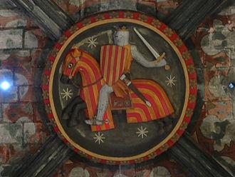 Aragonese conquest of Sardinia - Alfonso of Aragon, Santa Maria del Mar, Barcelona