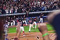 Cleveland Indians 22nd Consecutive Win (37099966162).jpg