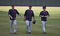 Cleveland Indians pitchers (34597839144).jpg