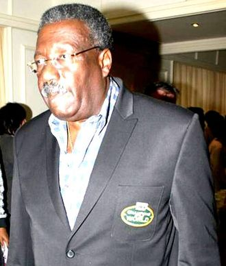 Clive Lloyd - Image: Clive Lloyd at 'Idea Champions Of The World' press meet