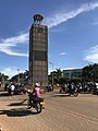 Clock tower on Entebbe road.jpg