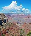 Clouds over Grand Canyon 9-15 (23959817453).jpg