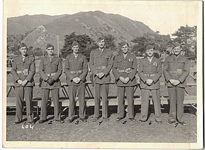 2nd Battalion, 8th Marines - WWII, Co. G, 2nd Battalion, 8th Marines Officers