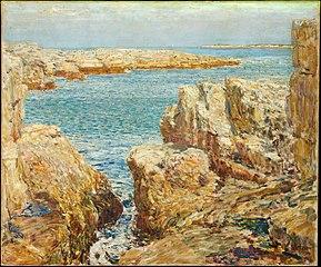 Coast Scene, Isles of Shoals