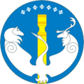 Coat of arms of abyisky rayon yakutia