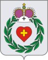 Coat of Arms of Borovsky District.png