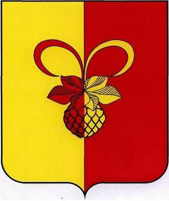 Ipatovo, Stavropol Krai - Image: Coat of Arms of Ipatovo
