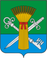 Coat of Arms of Petropavlovsky rayon (Voronezh oblast).png