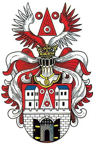 Planá (Tachov District) - Image: Coat of arms of Planá (okres Tachov)
