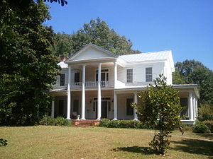 National Register of Historic Places listings in Rankin County, Mississippi - Image: Cocke Martin Jackson House 2013 09 15 13 41 27