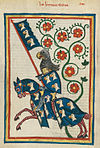 Codex Manesse, fol. 184v