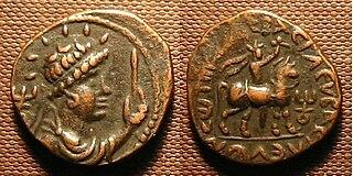 Vima Takto 1st century Kushan emperor