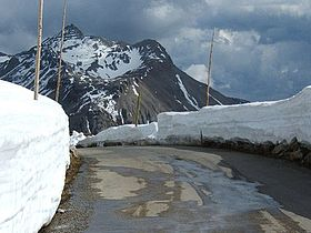 Image illustrative de l'article Col de la Cayolle
