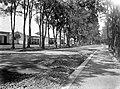 Collectie NMvWereldculturen, TM-10016869, Negatief- 'Officierskampement te Fort de Kock.', fotograaf onbekend, 1900-1940.jpg