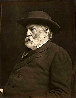 Collis Potter Huntington - Huntington in later life.