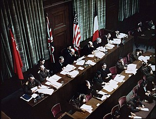 Nuremberg trials Series of military trials at the end of World War II