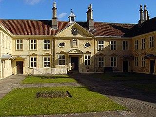 Colstons Almshouses Grade I listed almshouse in Bristol, United Kingdom