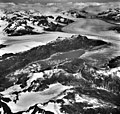 Columbia Glacier, Valley Glacier and Calving Distributary, Kadin Lake, September 3, 1966 (GLACIERS 976).jpg