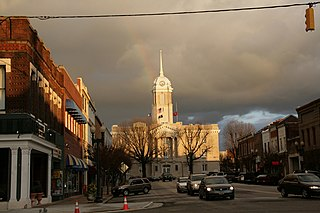 Columbia, Tennessee City in Tennessee, United States