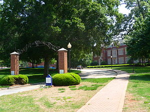 Columbia Theological Seminary - Image: Columbia Theological Seminary