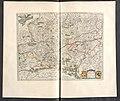 Comitatvvm Hannoniæ Et Namvrci Descriptio - Atlas Maior, vol 4, map 30 - Joan Blaeu, 1667 - BL 114.h(star).4.(30).jpg
