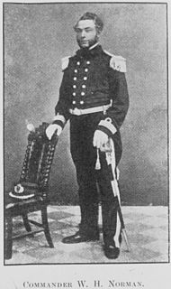 William Henry Norman sea captain in Australia