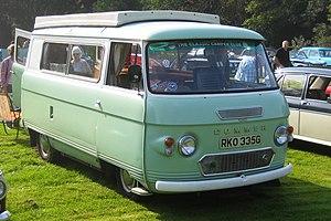 Commer - Commer FC van, c. 1968