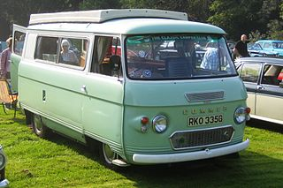 Commer British commercial vehicle manufacturer