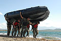Competitors Dive Into Action During Fuerzas Comando Aquatic Event Image 3 of 4.jpg